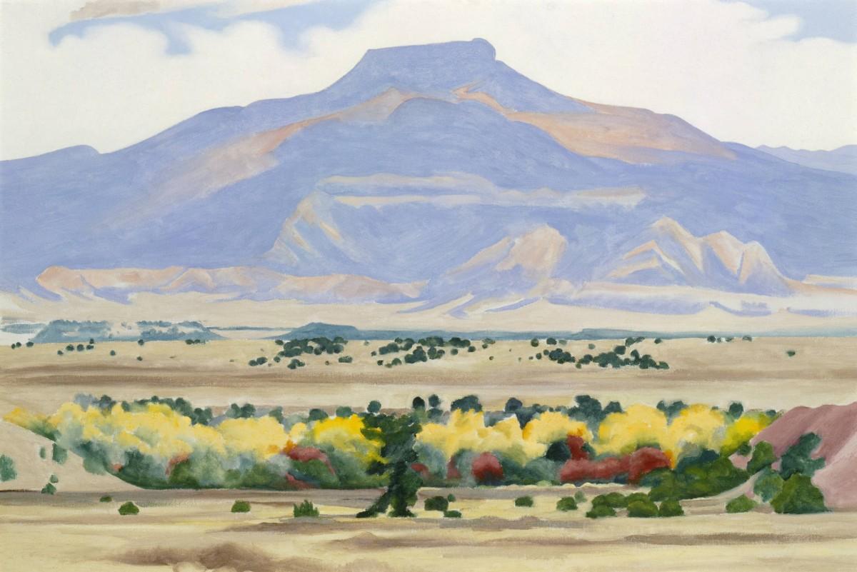O'Keeffe's Art